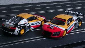 Repsol Audi R8